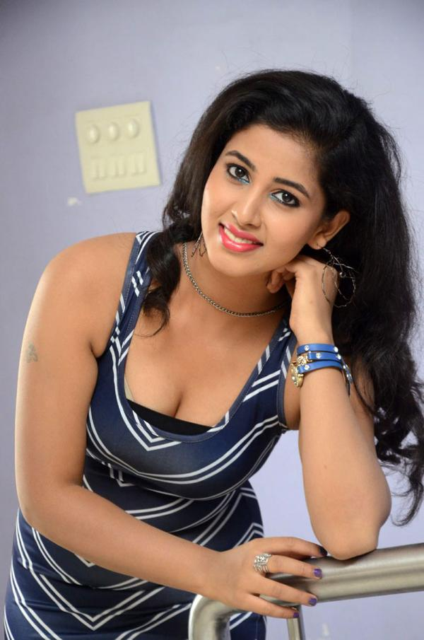 Lovers Club Movie Heroine Pavani Latest Photoshoot