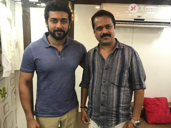 Vetaiyan First Look Motion Poster Launched by Actor Suriya - Xappie