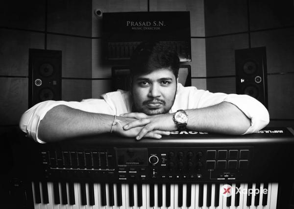 Veera Movie Music Director Prasad S.N Stills