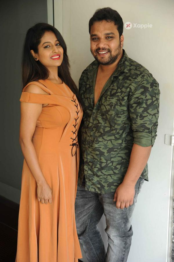 Prayanikara Gamanakke Movie Press Meet Stills