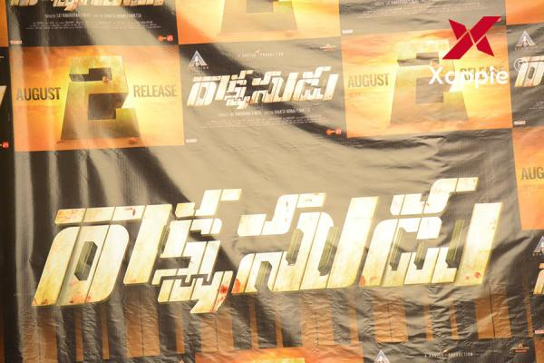 Rakshasudu movie trailer launch photos