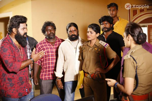 Rowdy Police Movie Stills