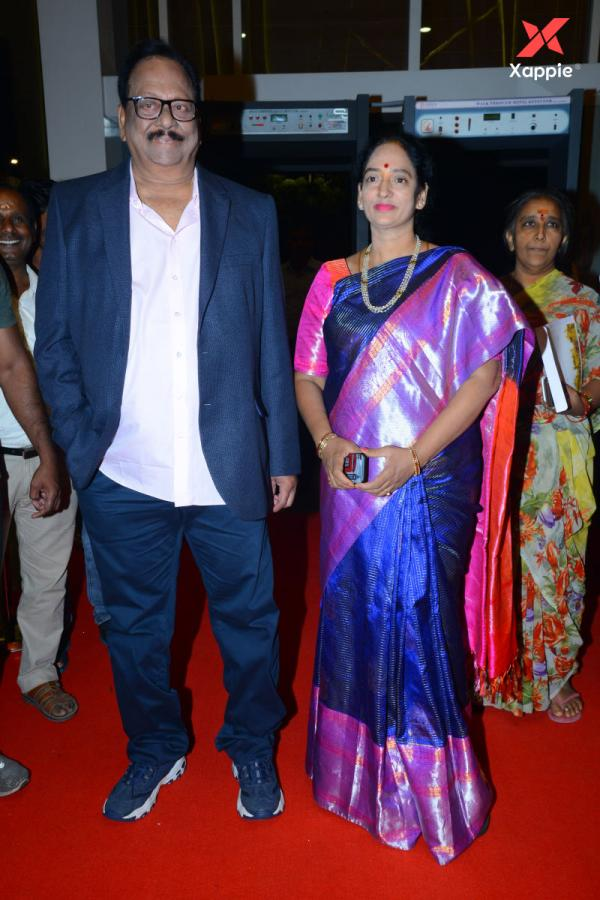 Tollywood Celebs at Sakshi Excellency Awards - Photos