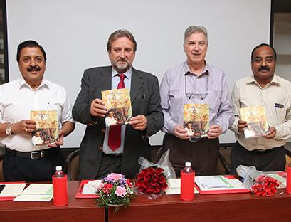 Sivakumar's Mahabaratham Translated In to Italian language book, Launch Event