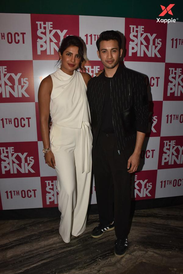 Priyanka Chopra at The Sky is Pink party in Mumbai