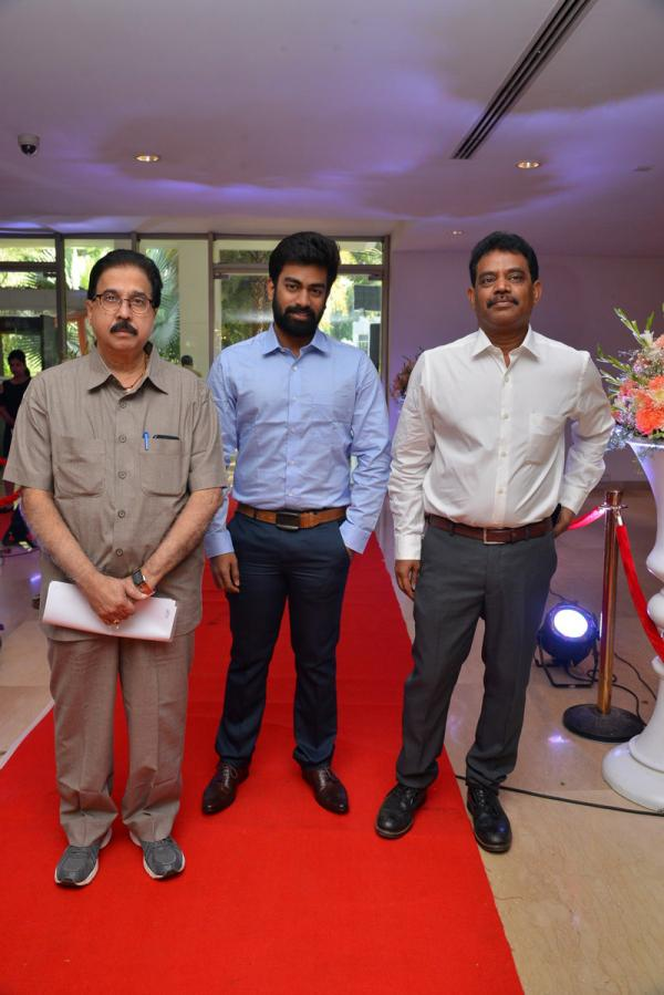 Tollywood Directors At Sweet Magic Wheat Rusk Product Launch