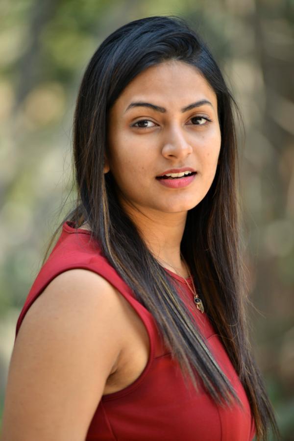 Actress Swetha Varma