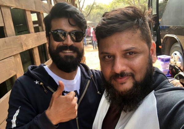 SyeRaa Narasimhareddy Movie Location Stills