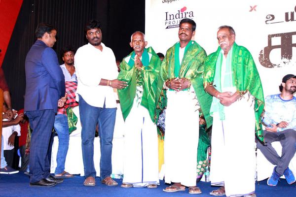 Uyir Koodu Kaveri album Launch Stills