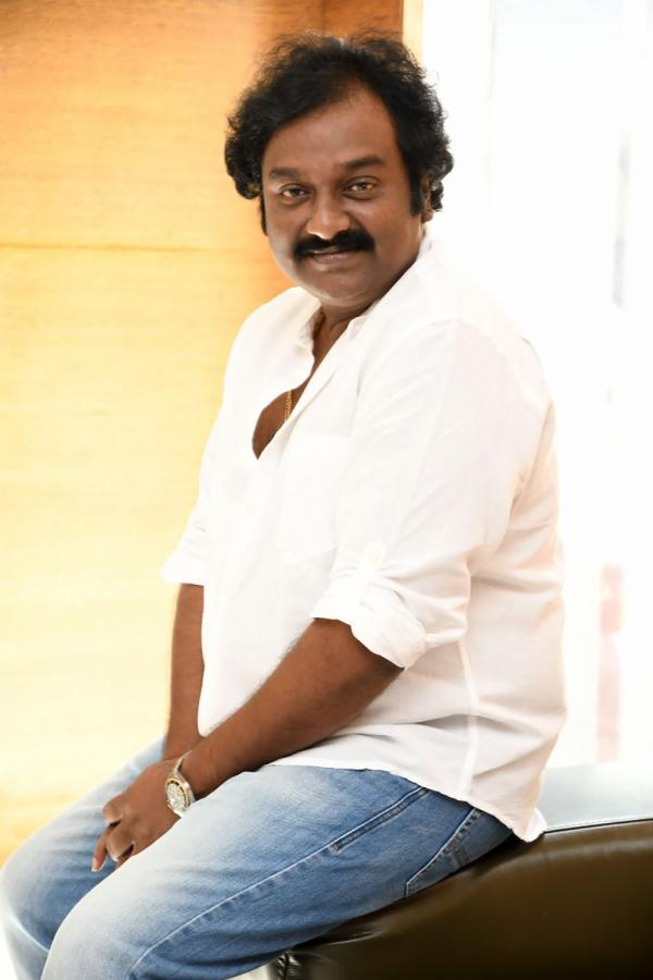 Inttelligent Movie Movie Director V V Vinayak Interview Stills
