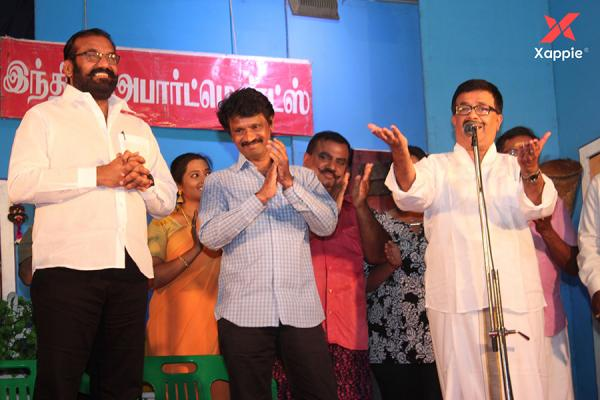 71st Stage Show of Y. Gee. Mahendra's '3 Ji' Event Stills