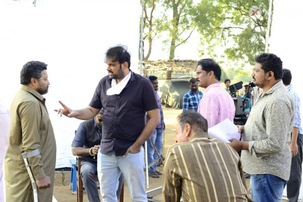 Naa Peru Surya Naa Illu India Movie Working Stills