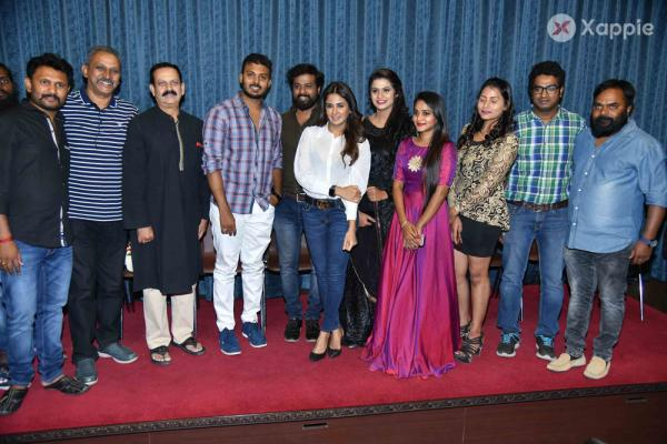 Adachanegaagi Kshamisi Audio Release Press Meet Photos