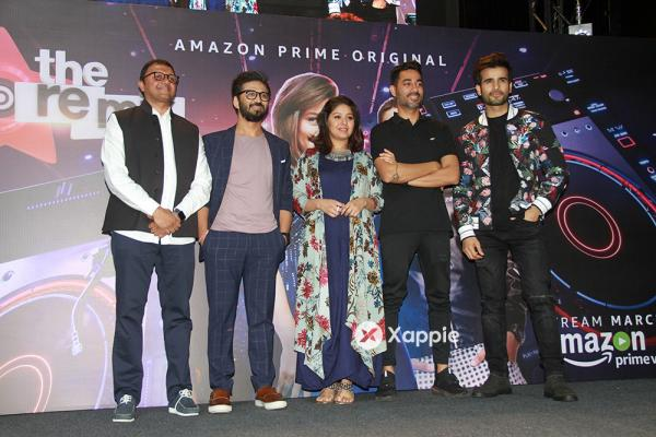 Amazon Prime Original The Remix Trailer Launch