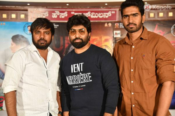 Badri vs Madhumathi  Movie Press Meet photos
