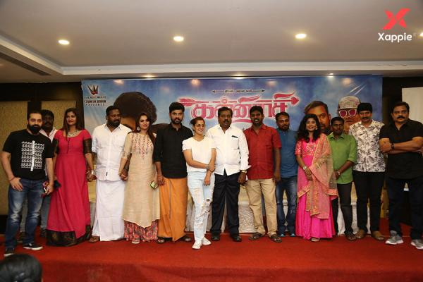 Kanni Rasi Movie Press Meet Photos