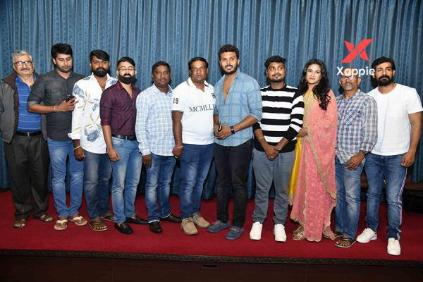Prarambha Film Teaser Launch Press Meet Photos