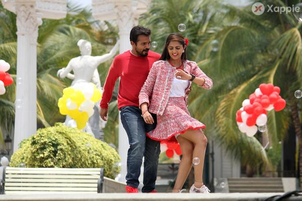 Raja Loves Radhe Movie Release Stills