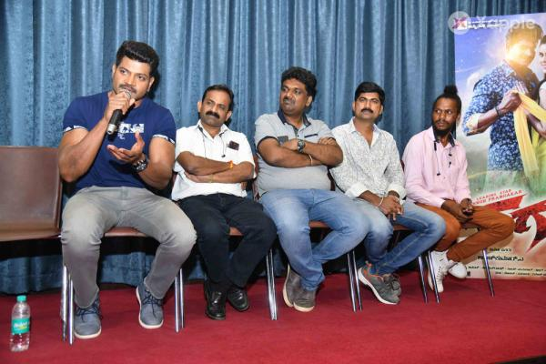 Rugged Success Press Meet Photos