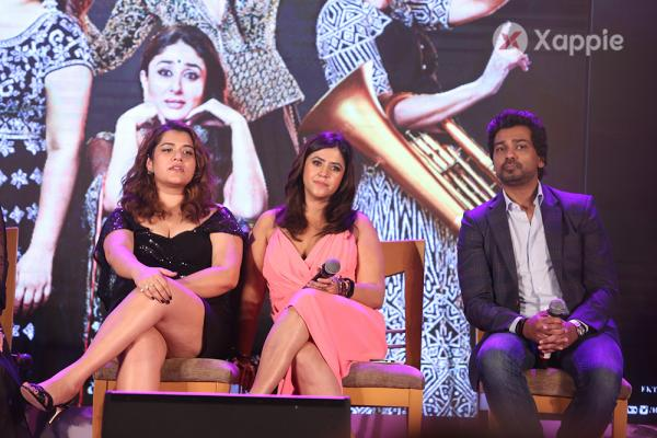 Veere Di Wedding Movie music Launch at Sun n Sand in juhu