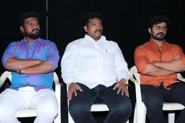 Vinnodum Mugilodum Television Film Launch Photos