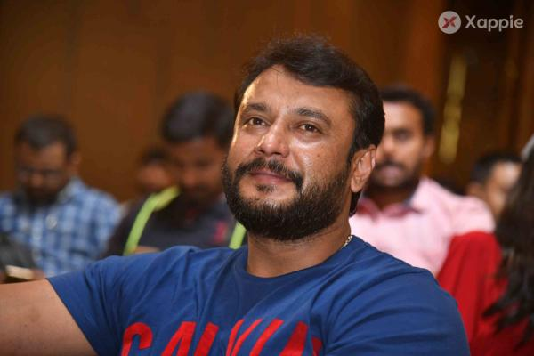 Yajamana Movie Press Meet Photos