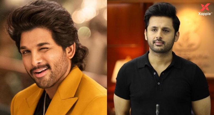 Allu Arjun Watches Bheeshma And Tweets His Review By Congratulating The Entire Cast And Crew Telugu Movie News Xappie