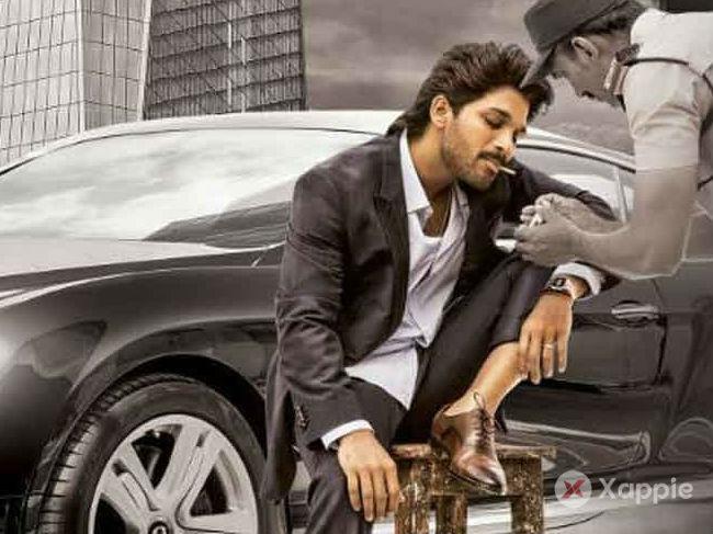 Allu Arjun Trivikram Ala Vaikuntapuramlo Story Leaked Telugu Movie News Xappie