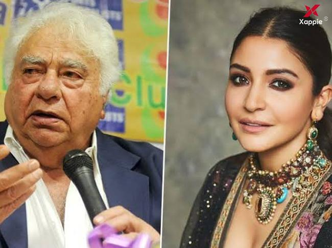 Anushka Sharma lashes out Farokh Engineer's claim of selectors serving her tea