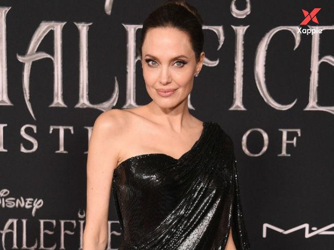 Angelina Jolie reveals about her loss after her seperation from Brad Pitt.