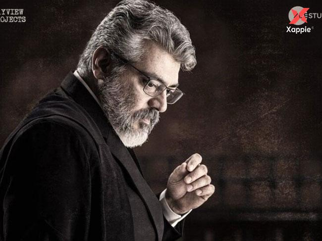 Nerkonda Paarvai box office collection day 10 - worldwide