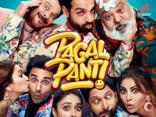 Pagalpanti Box Office Collection Day 1: The film starts off slow