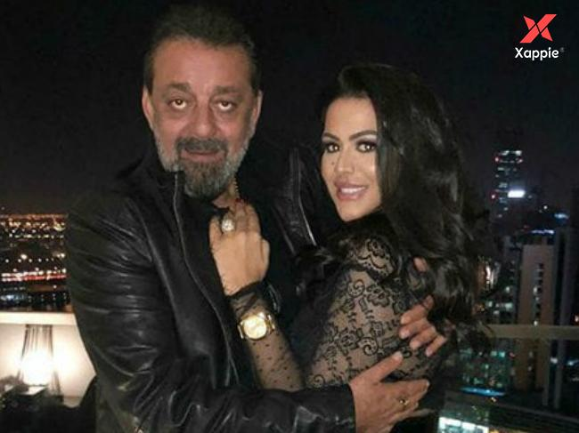 Sanjay Dutt's daughter Trishala responds on the rumors of a rift with her father