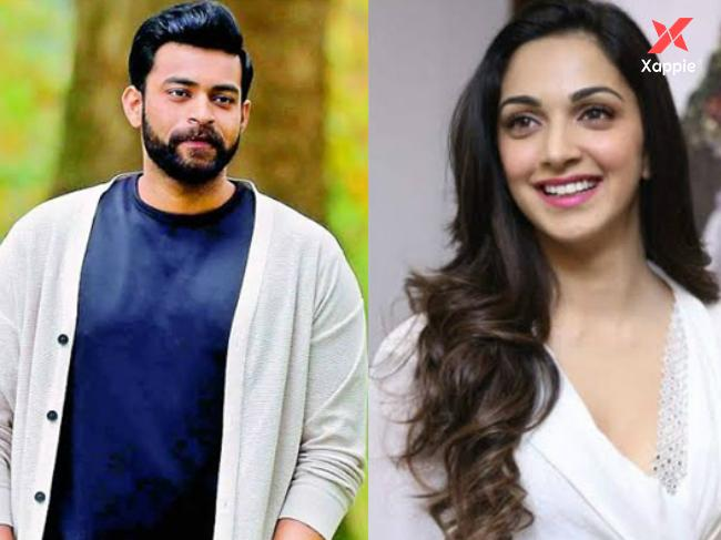 Kiara Advani to act alongside Varun Tej?