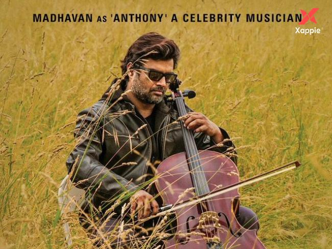 After Anushka Shetty, Madhavan's look from 'Silence' increases curiosity