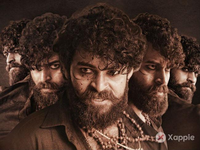 Varun Tej stuns with his immensely intense looks in Valmiki