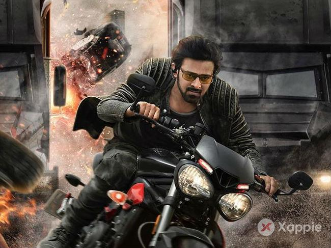 Prabhas's Saaho first shows to begin at the same time all over the world