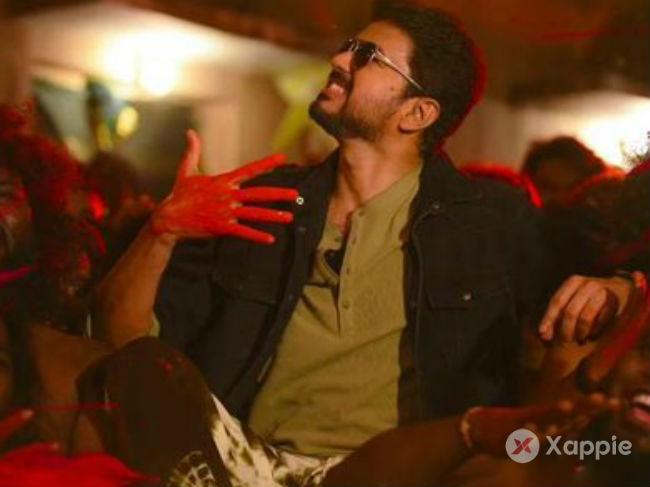 Bigil Telugu version theatrical rights sold for the record price in Vijay's career