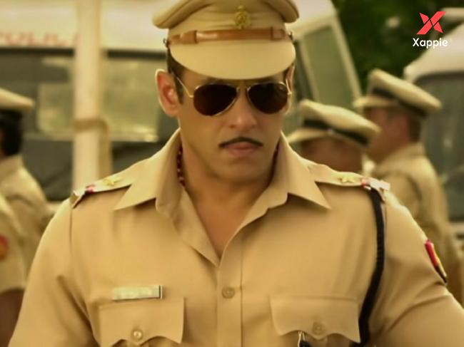 Dabangg 3 Box Office Collection Day 9