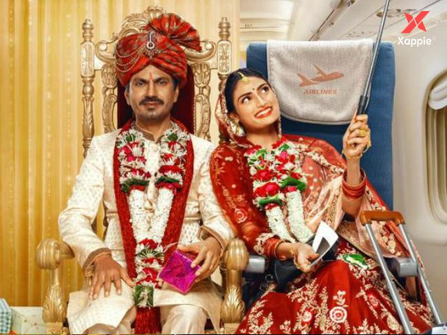 Motichoor Chaknachoor movie: Nawazuddin Siddiqui and Athiya Shetty come together for some wedding drama.