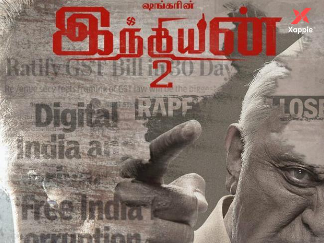 Kamal Haasan - Shankar's Indian 2 release date locked!