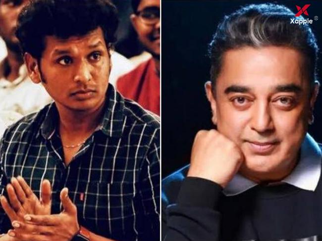 Kamal Haasan chooses Kaithi director Lokesh Kanagaraj for his next film?