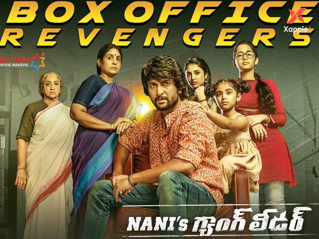 Gang Leader Box Office Collection Day 7 - Worldwide