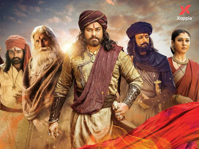 Telangana high court refuses to stall Sye Raa Narasimha Reddy movie release