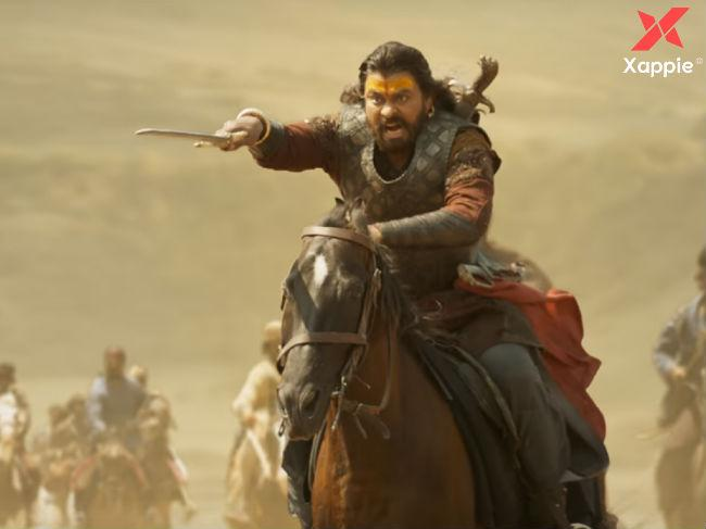Sye Raa Narasimha Reddy Box Office Collection Day 2 - AP/TG