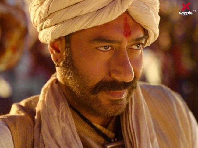 Box Office: Incredible numbers for 'Ajay Devgn's Tanhaji movie