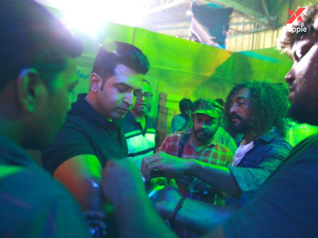 Arun Vijay gets injured while shooting for AV30!