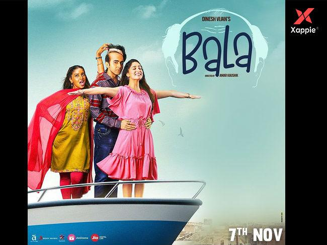 Bala: Making news with new poster a week away from its release