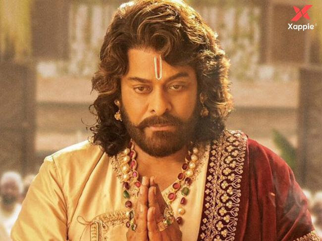 Finally! AP government grants permission for Sye Raa Narasimha Reddy movie special shows