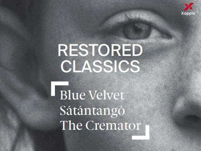 Blue Velvet and Satantango are this year's Restored classics at MAMI International Film Festival